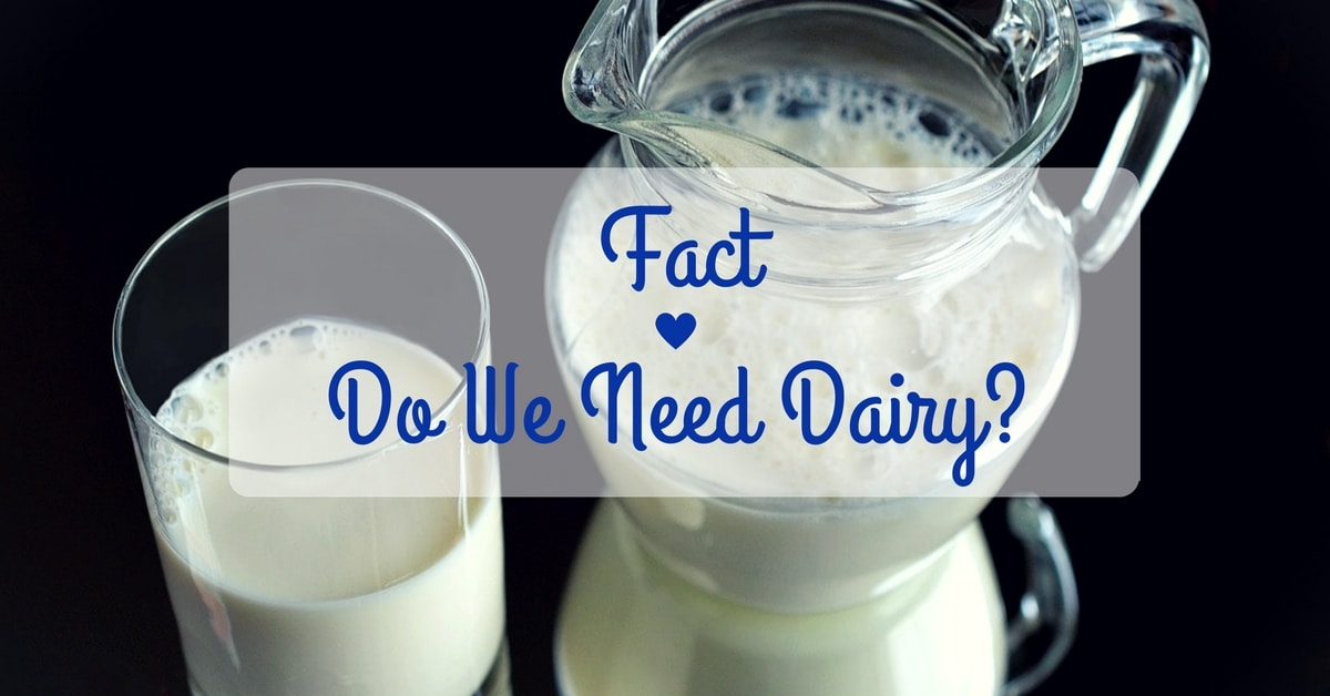 The facts about cow's milk