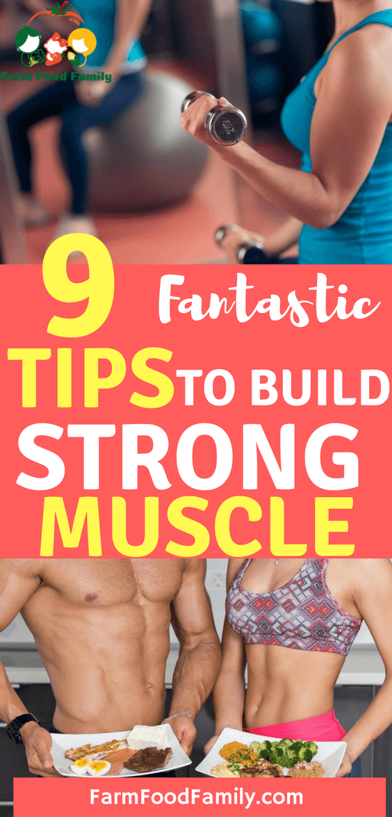 How To Build Strong Muscle