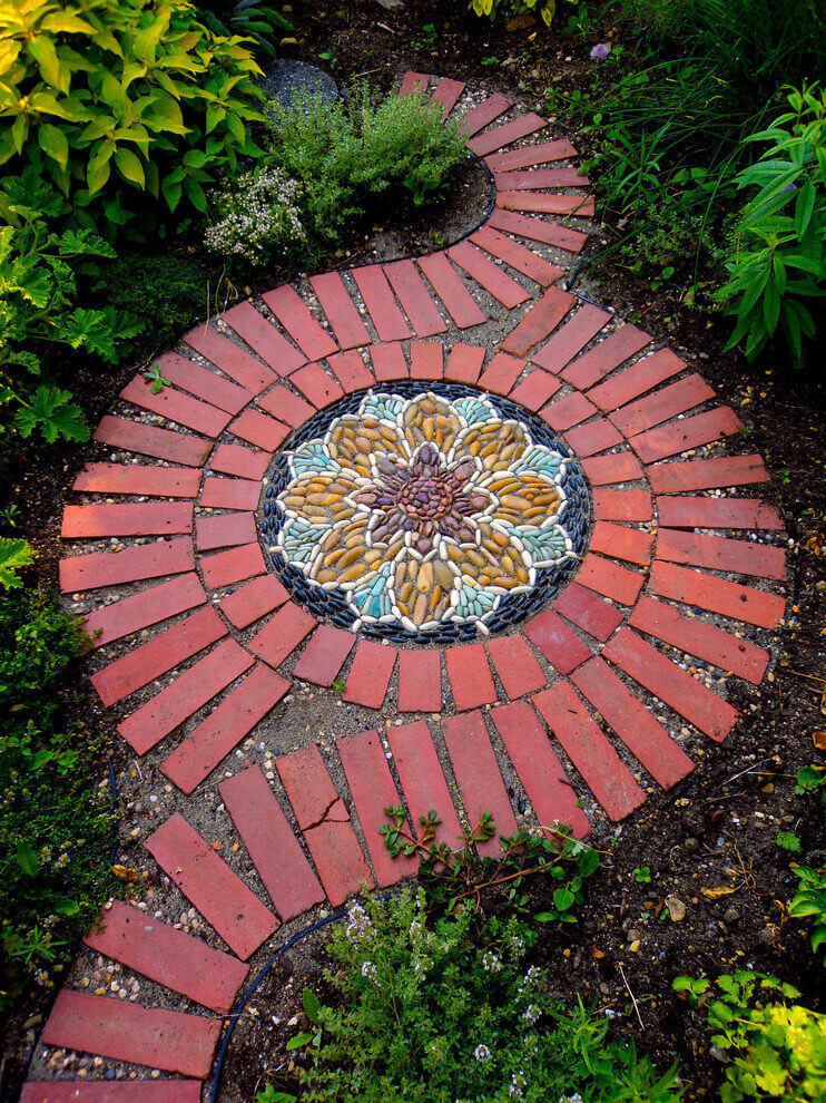 Elevate Stepping Stones into Art