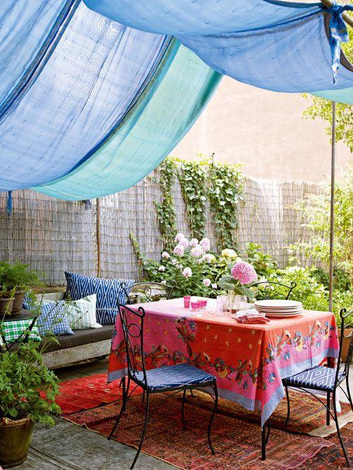 Dining Space Canopy