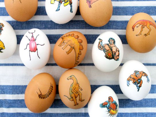 Tattoo Eggs