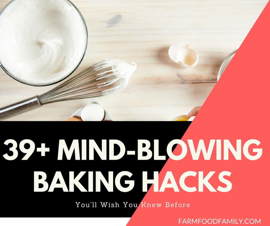 39 Baking Hacks You'll Wish You Knew Before Now
