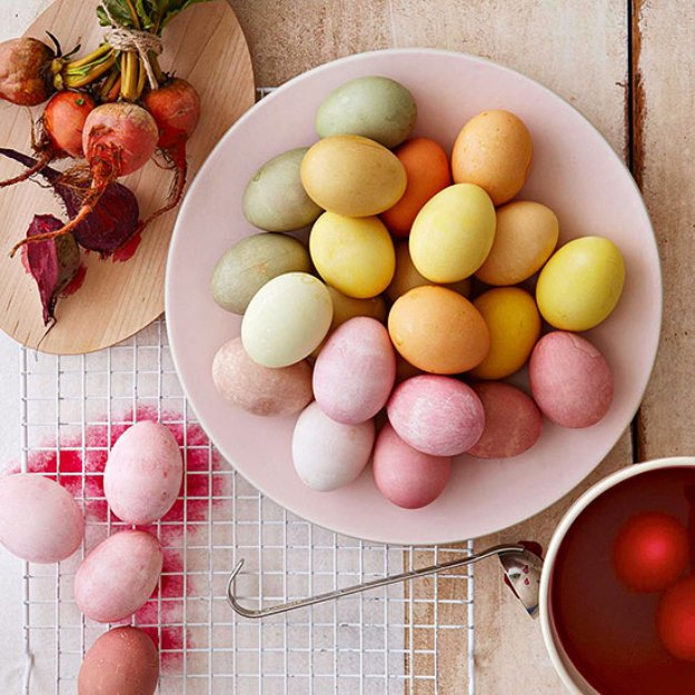 All Natural Easter Egg Dye Tutorial