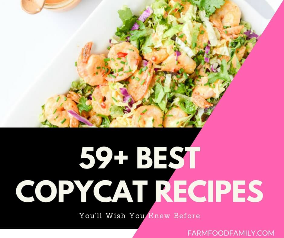 Menu For Olive Garden: 59+ Best Copycat Recipes From Restaurants To Make At Home