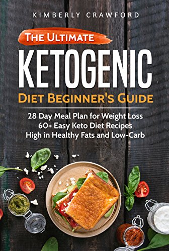 Ketogenic Diet Beginner's Guide Book
