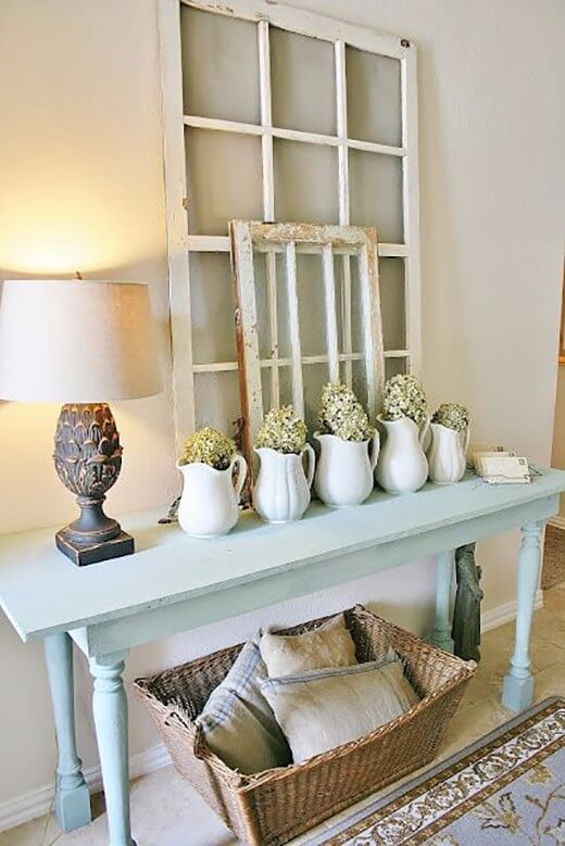 Display Favorite Pieces Together
