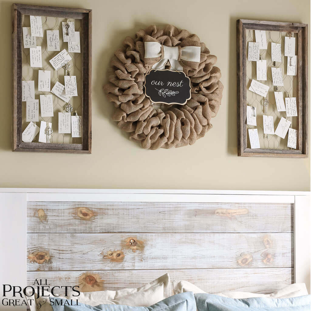 50 Vintage Farmhouse Wall Decor Ideas For Your House 2018
