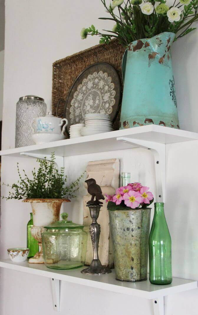How to Make Clutter Cute