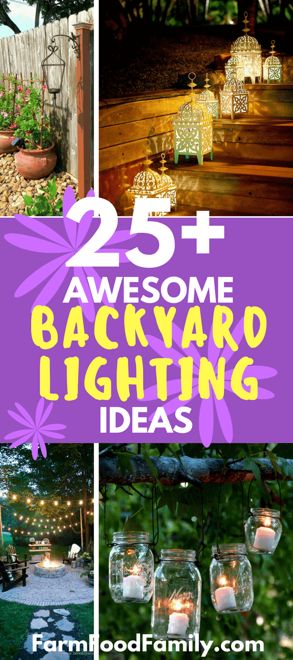 When the days become longer and start to warm up, it's time to consider revamping your backyard living areas for the summer. An easy way to make your yardmore invitingis to add lighting so that you can eat, relax, and reconnect with family and friends long after the sun goes down.