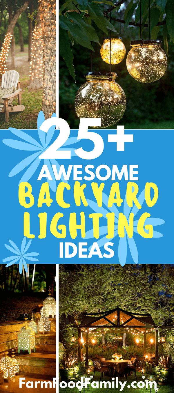 When the days become longer and start to warm up, it's time to consider revamping your backyard living areas for the summer. An easy way to make your yard more inviting is to add lighting so that you can eat, relax, and reconnect with family and friends long after the sun goes down.