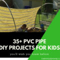 PVC Pipe DIY Projects For Kids This Summers
