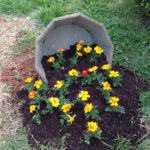 Spilled Flower Pot Ideas