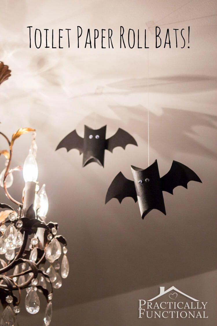 Batty Friends | Awesome DIY Halloween Party Decor | BHG Halloween