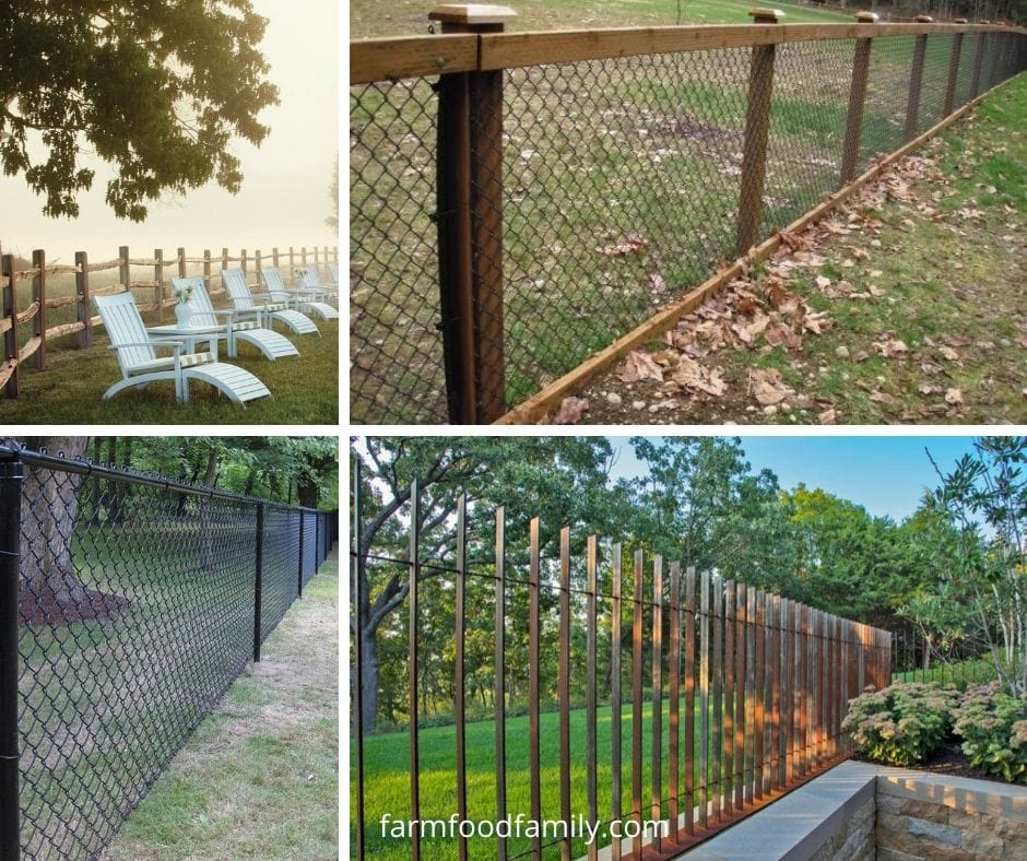 Best fence post ideas and designs