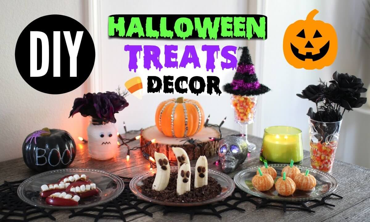 Keep it Healthy yet Spooky | Awesome DIY Halloween Party Decor | BHG Halloween