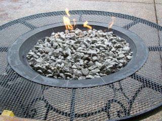 Gas Fire Pit Table   Awesome Firepit Area Ideas For Your Outdoor Activities