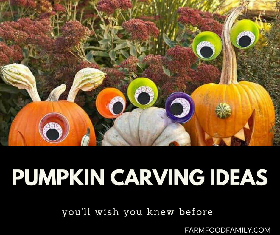 55 Pumpkin Carving Ideas for this Halloween