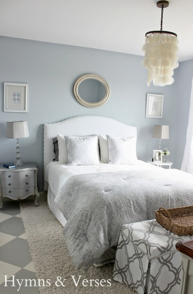 Master Bedroom On A Budget