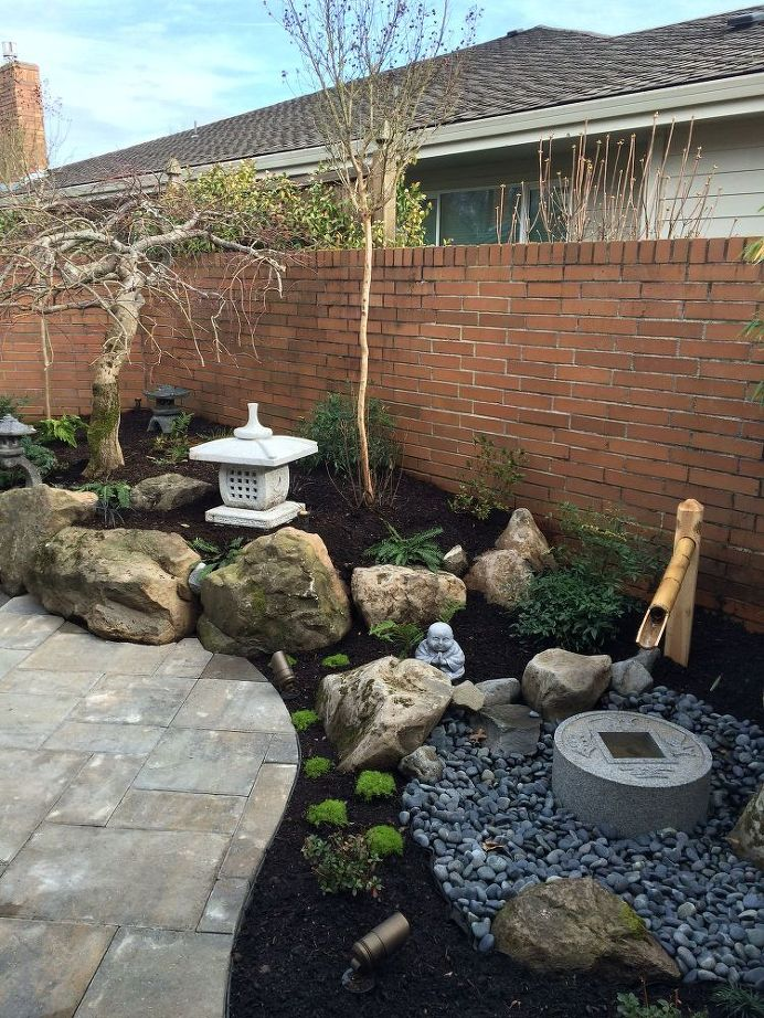 Small Japanese Courtyard Garden | Zen Garden Designs & Ideas