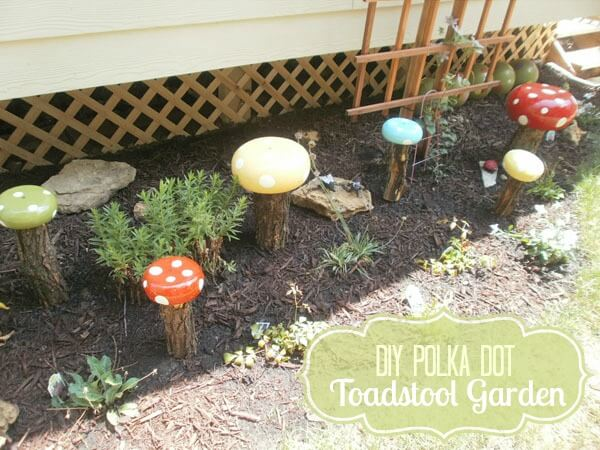Whimsical Toadstools