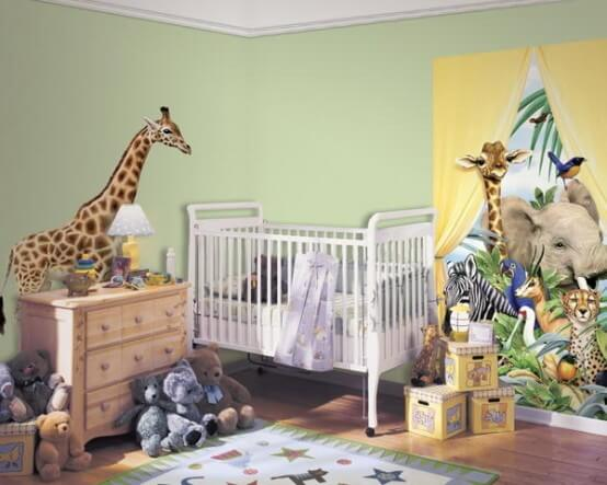 How To Design A Jungle Theme Bedroom 27 Jungle Theme Bedroom Ideas