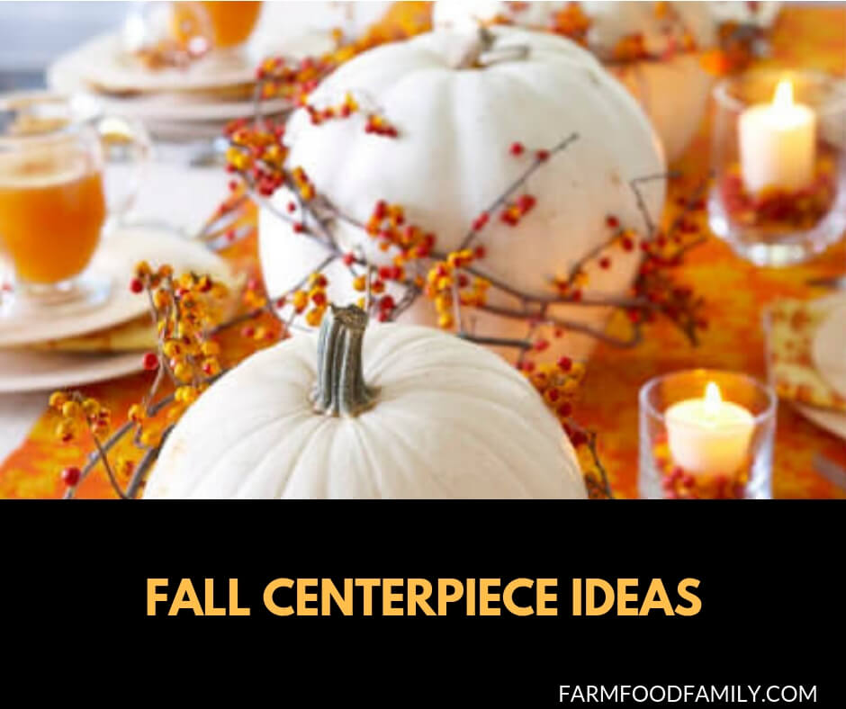 28+ Best DIY Fall Centerpiece ideas