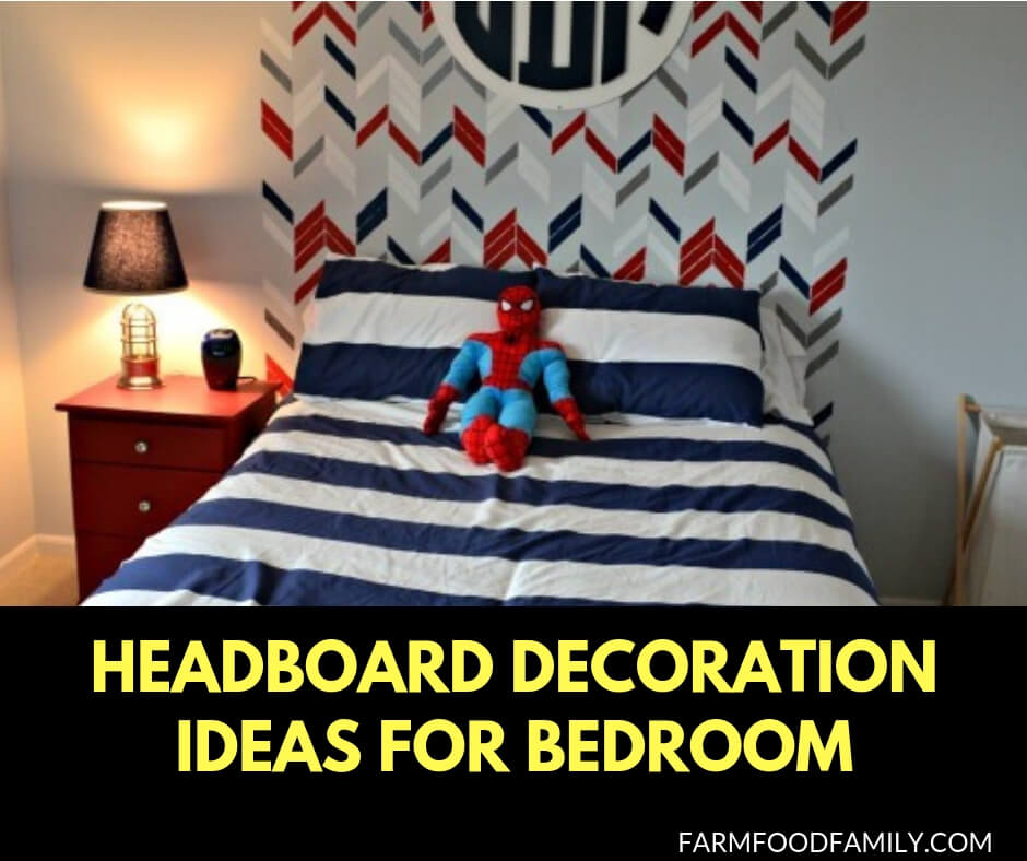 DIY Headboard Decoration Ideas for your bedroom