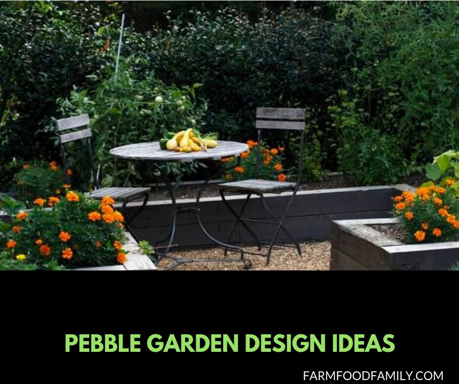 Pebble Garden design ideas