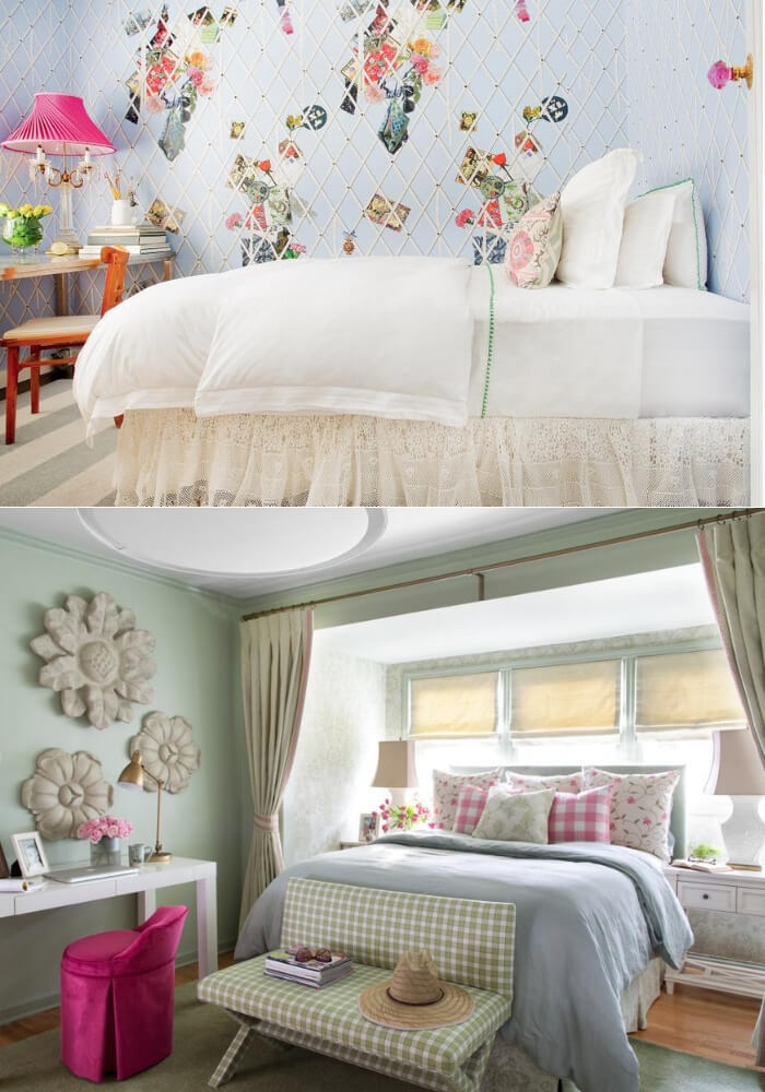 Lovely lilac   Decorating Teen Bedrooms: Transforming a Child's Room with Teenage Décor - FarmFoodFamily.com