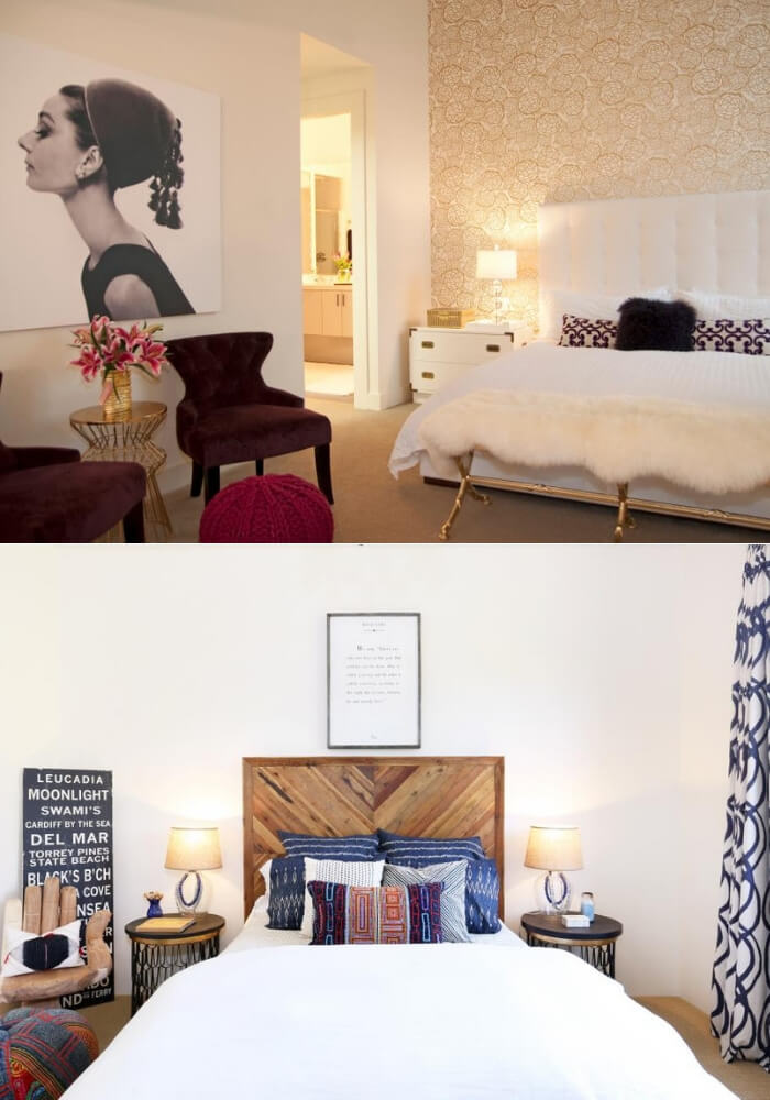 Old Hollywood   Decorating Teen Bedrooms: Transforming a Child's Room with Teenage Décor - FarmFoodFamily.com