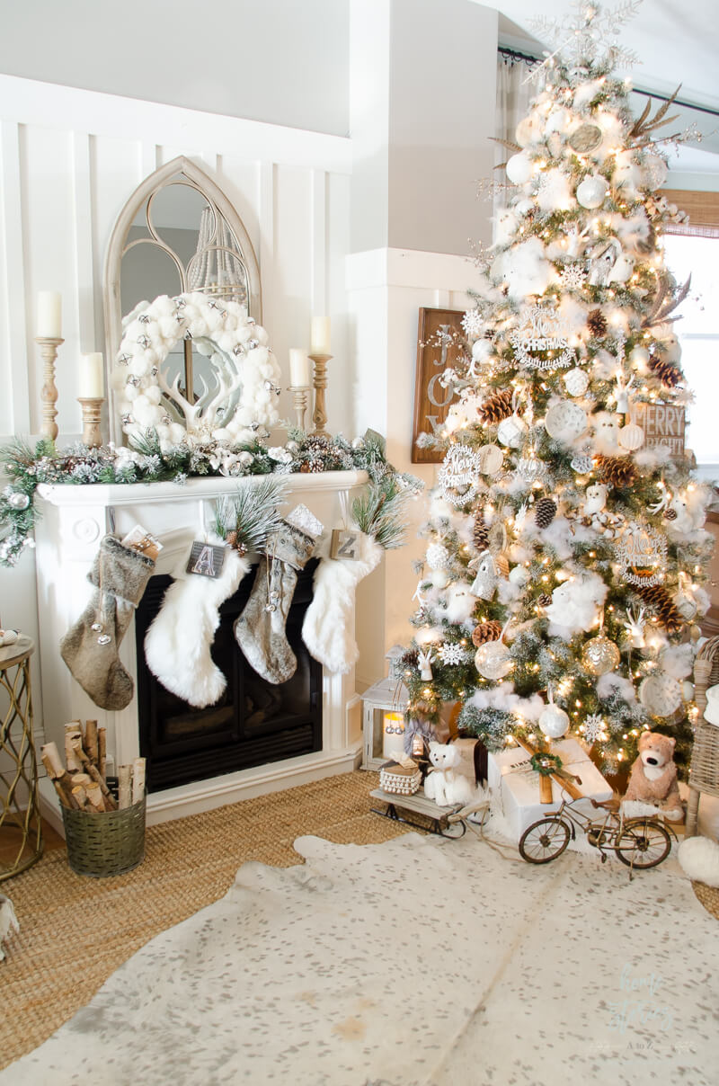 How to decorate your Christmas tree beautifully and affordably | Best Way to Decorate Christmas Trees on a Budget: Inexpensive or Free & Easy Holiday Ornaments & Decorations