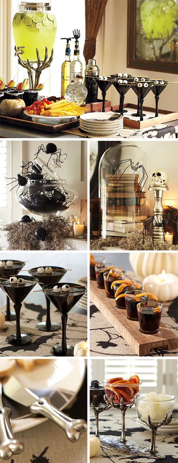 Halloween Cocktail Party | Halloween Party Themes For Adults