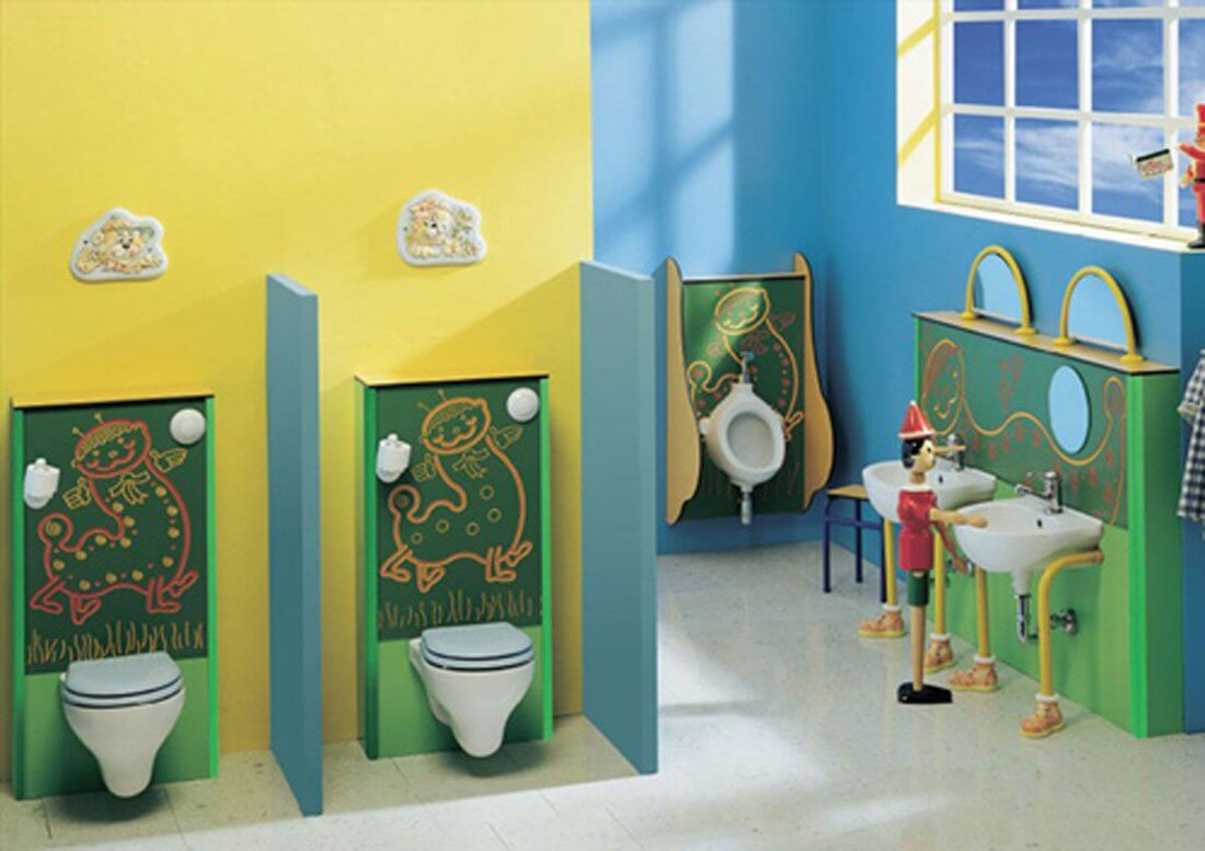 Kids Bathroom Decor Tips 45 Decorating Ideas For A Child S