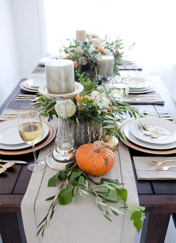 How To Make A Stunning Thanksgiving Centerpiece | Best Thanksgiving Centerpieces