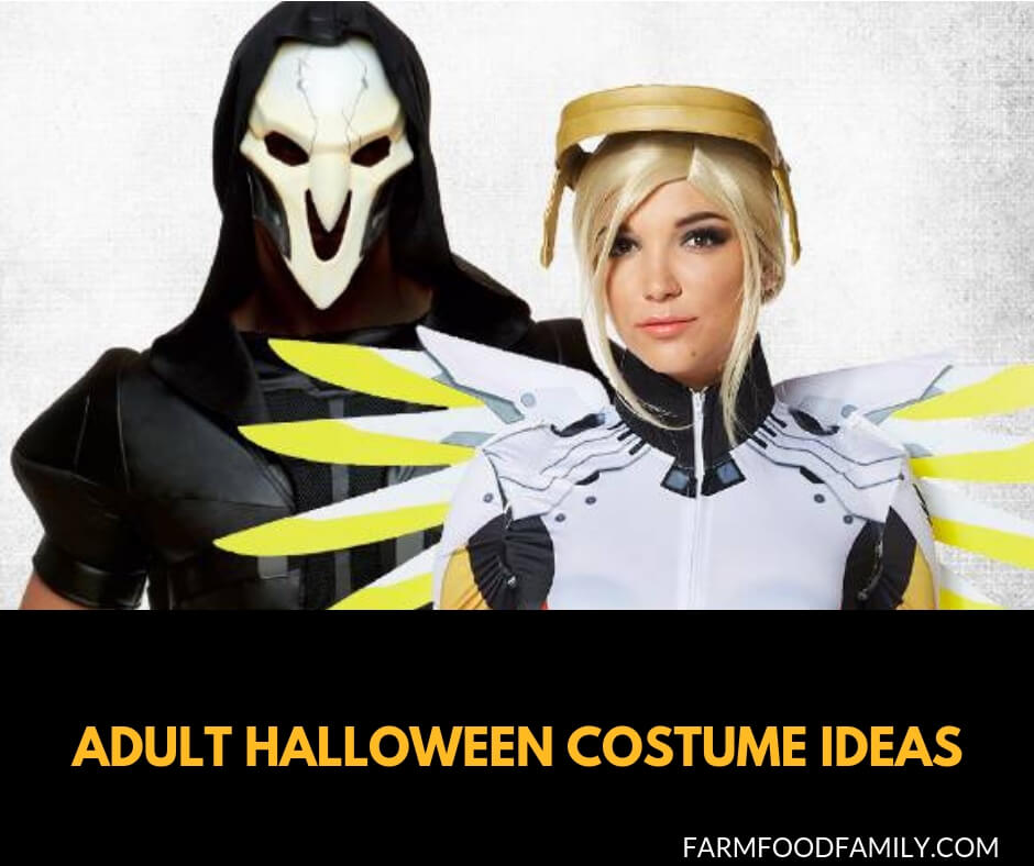 Costumes for Adults: Adult Halloween Costume Ideas – Animal, Disney, Scary, Sexy, Uniform