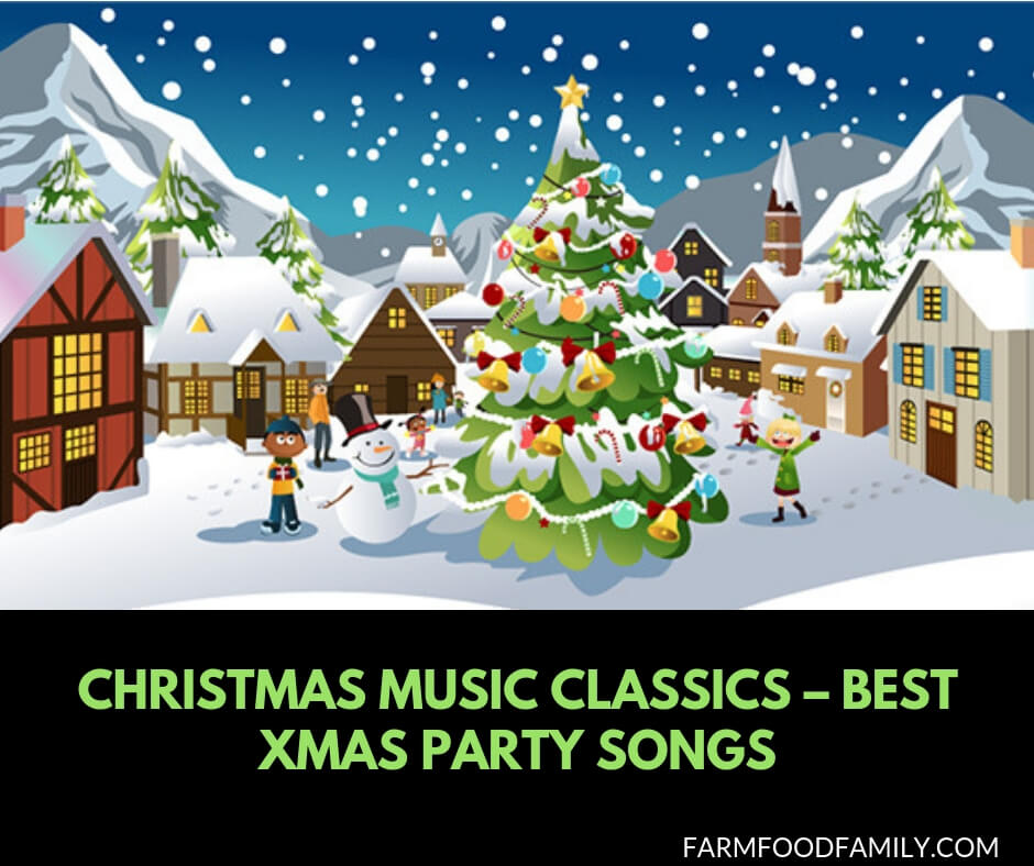Best Christmas Music.Best Xmas Party Songs Where To Find Christmas Music Classics