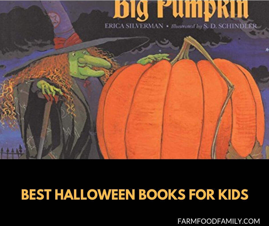 halloween books for kids spooky reads for young children