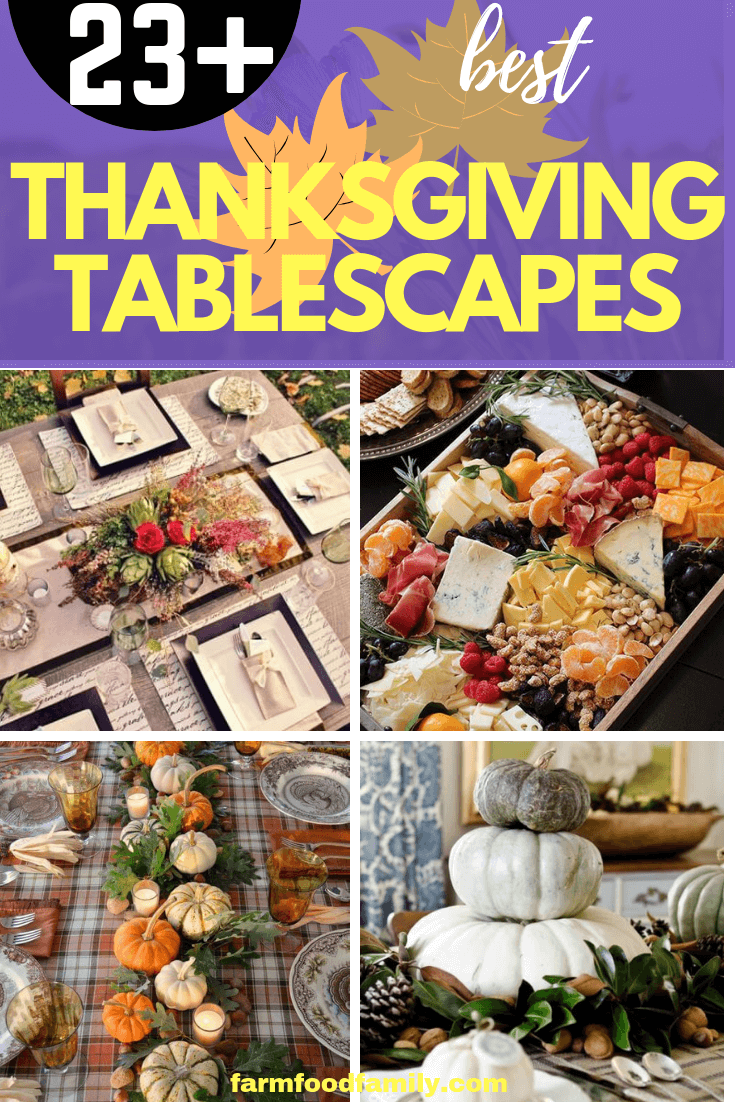 The Best Thanksgiving Table Ideas: Place Setting Style Tips for Holiday Dinner