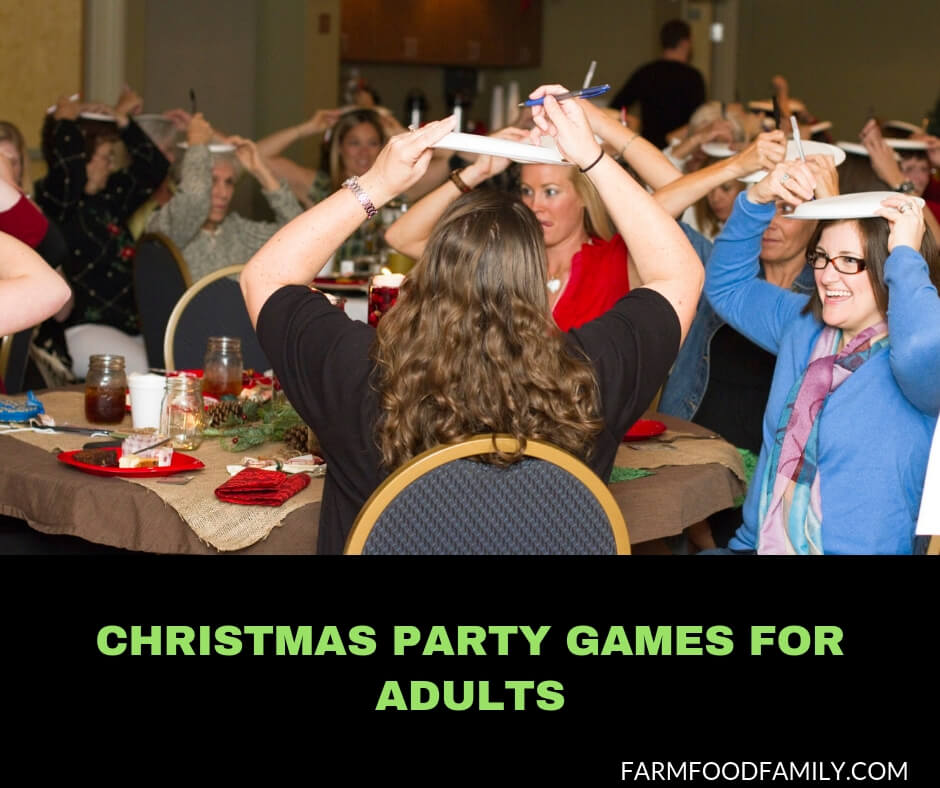 christmas party games for adults team building activities office holiday ice breaker