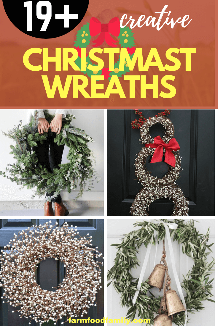 Creative Christmas Wreaths: Easy, Inexpensive Ideas for Creating Your Own Holiday Wreath
