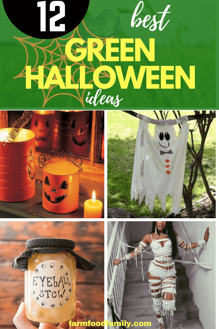 How to Have a Green Halloween: Ideas to Make This Halloween More Eco-Friendly