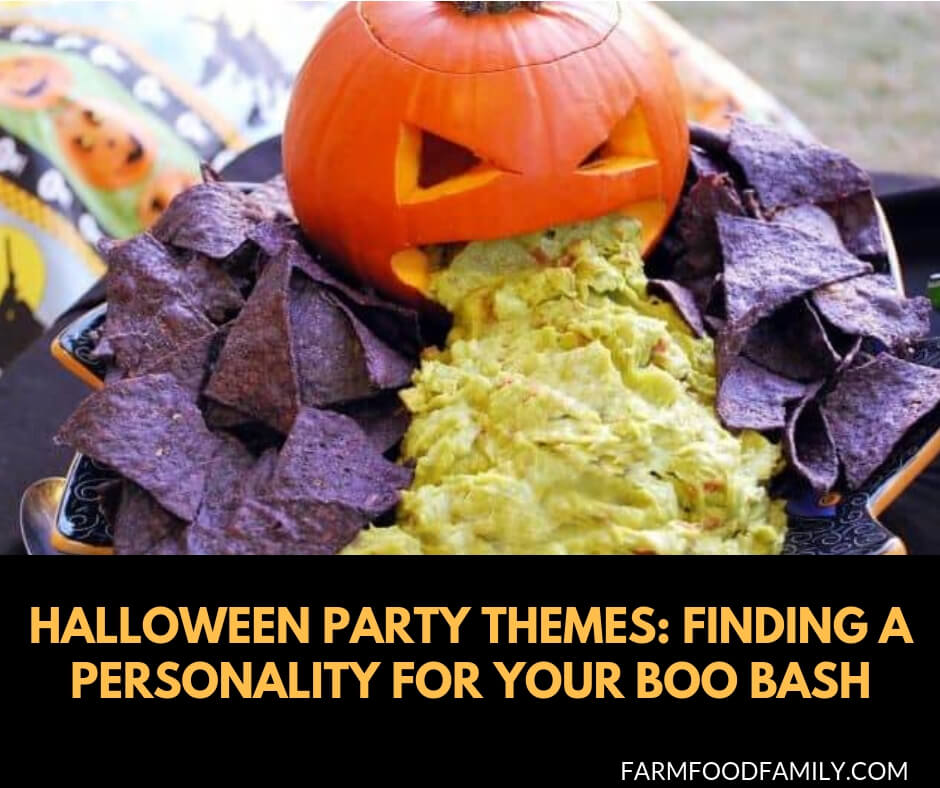 39+ Halloween Party Themes