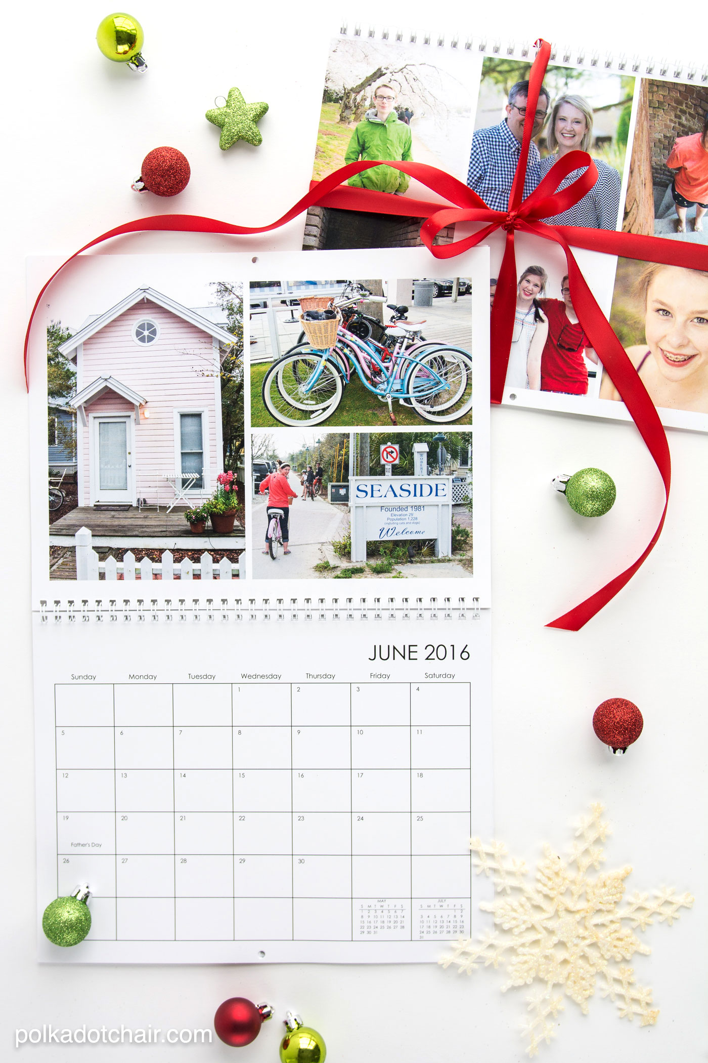 Photo Calendar Gift | Christmas Gifts for Grandparents: Creative Holiday Ideas for Grandma and Grandpa