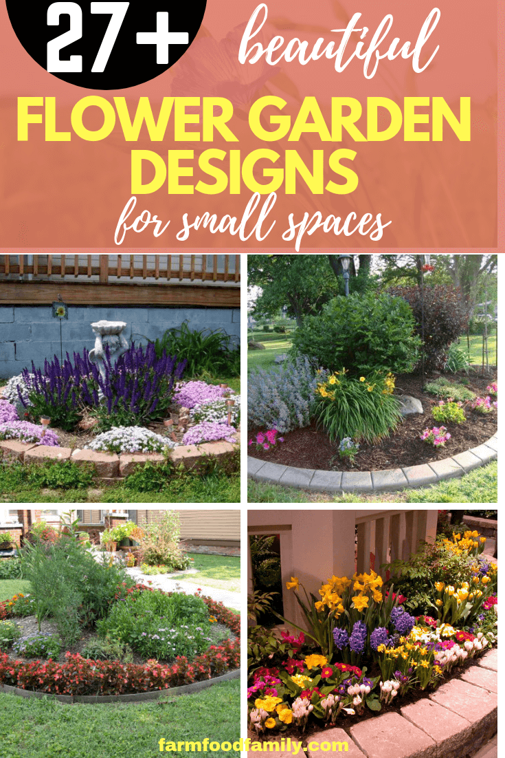 Flower Garden Designs for a Small Space