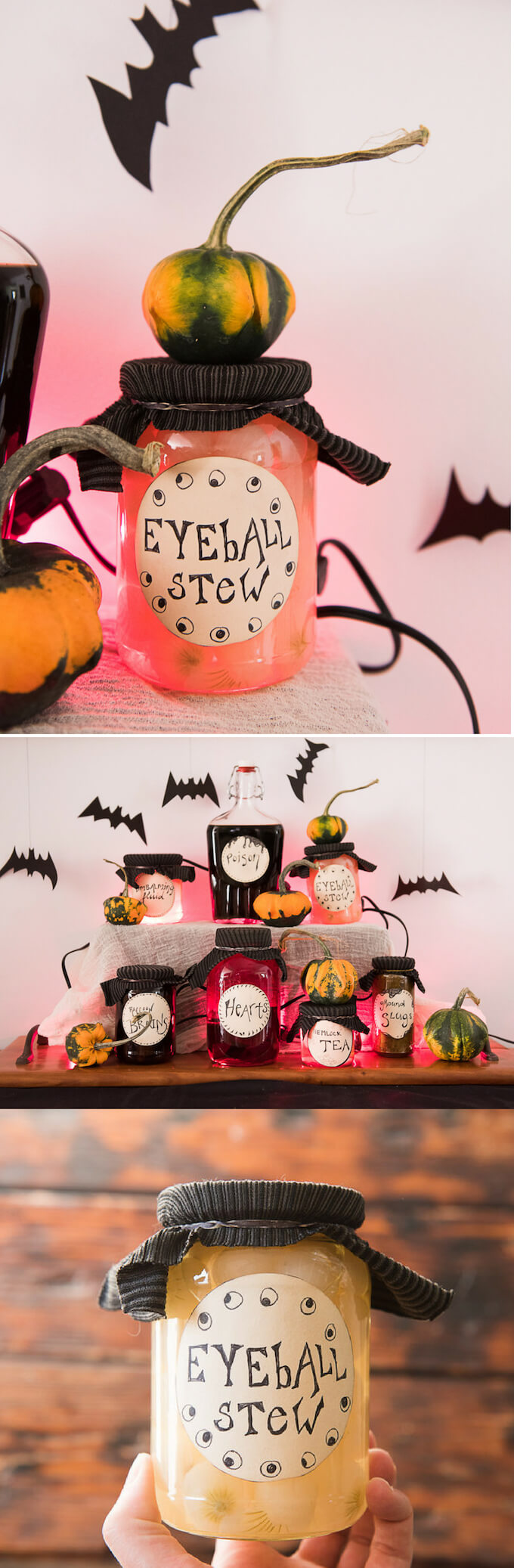 Cheap Halloween Tablescape   How to Have a Green Halloween: Ideas to Make This Halloween More Eco-Friendly