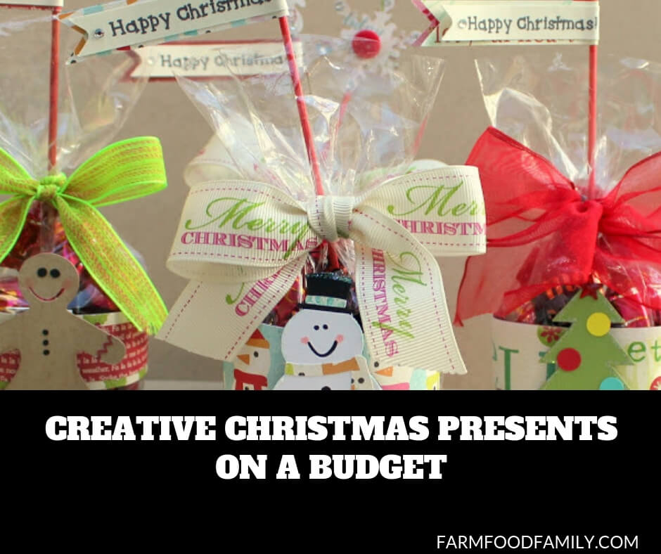 Creative Christmas Gifts.Christmas Gifts For Under 30 Creative Holiday Presents On