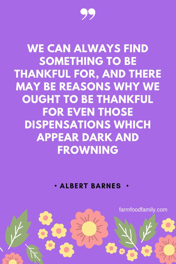 thanksgiving quotes inspirational
