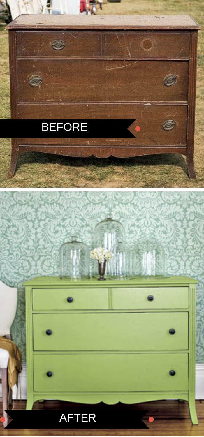Customize Your Own Bedroom Dresser