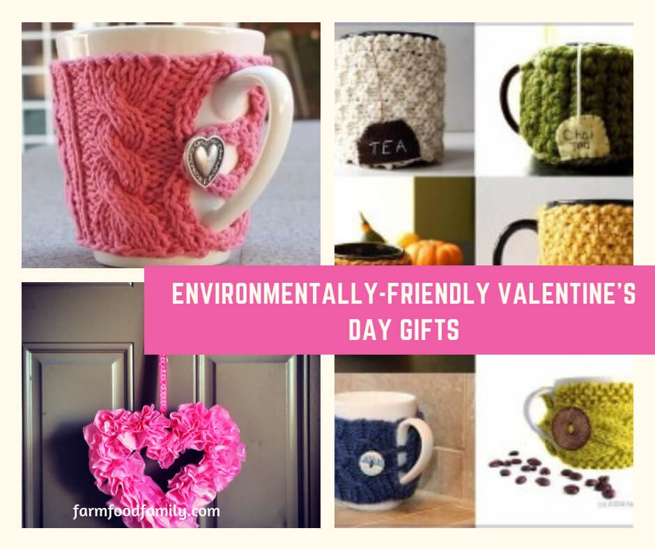 Environmentally-Friendly Valentine's Day Gifts