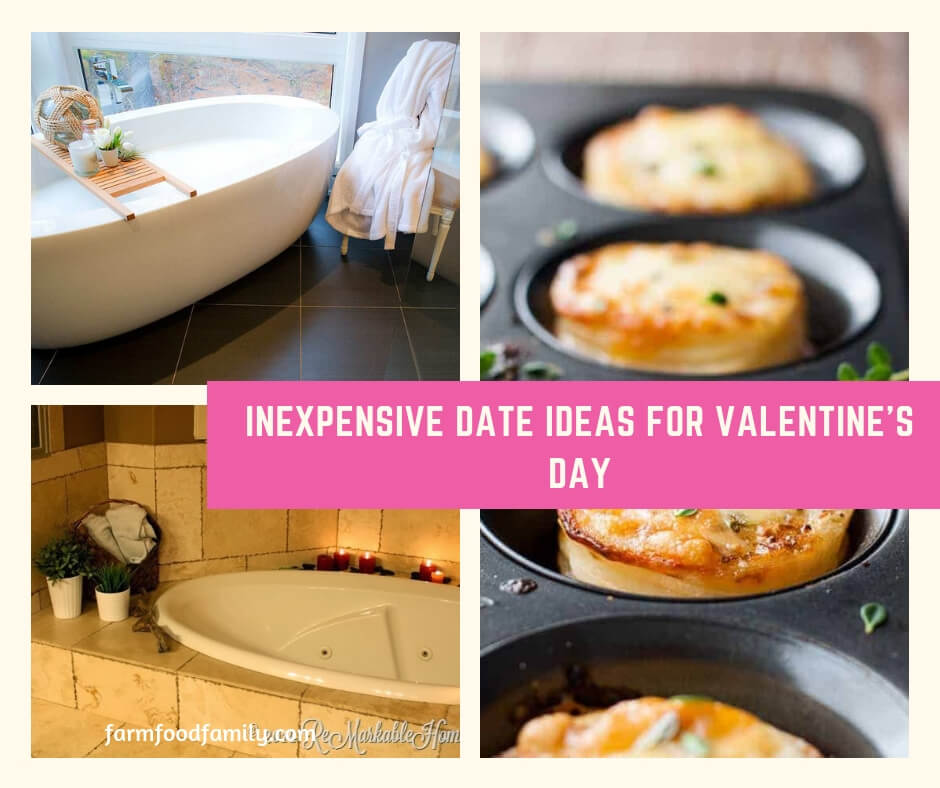 Romantic, Fun, Creative, and Inexpensive Date Ideas for Valentine's Day